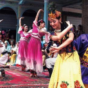 中华民族——维吾尔族
